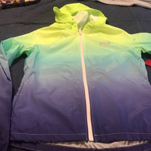 Fila Hooded Jacket NWT XS